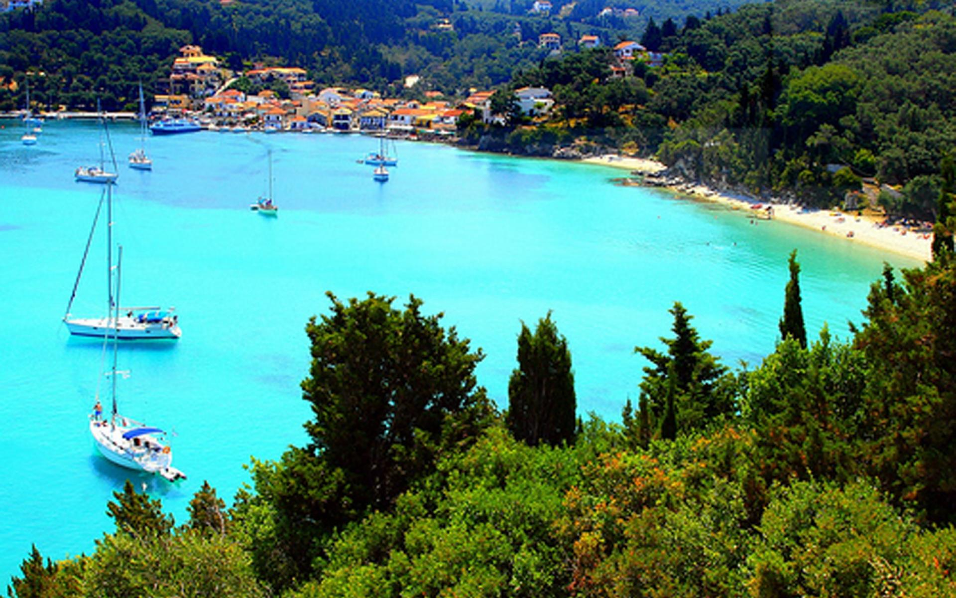 Yachting Ionian